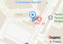 Компания «Сrm-консультант» на карте