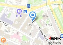 Компания «РусБрокерКонсалт» на карте