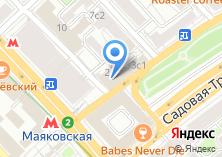 Компания «АКБ Миръ» на карте