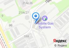 Компания «Сим-Групп» на карте