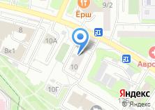 Компания «СтройТектоника» на карте