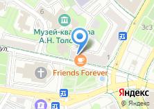 Компания «Звукорежиссер» на карте