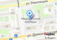 Компания «Тульский областной медицинский колледж» на карте