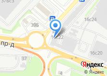 Компания «Торг» на карте