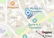 Компания «Федеральная служба РФ по контролю за оборотом наркотиков» на карте