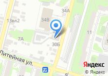 Компания «Мик-Тула автоцентр» на карте