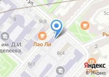 Компания «Московский клуб Восточных логических игр» на карте