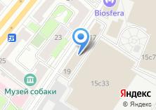 Компания «ВНИИАЭС проектно-конструкторская организация» на карте