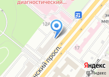 Компания «КОНСУЛ» на карте