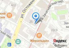Компания «Старое Мелково» на карте