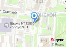 Компания «Фотосалон на Стасовой» на карте