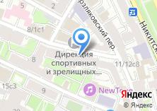 Компания «ЭКСИМА» на карте