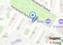 Компания «ДЕЗ района Котловка» на карте