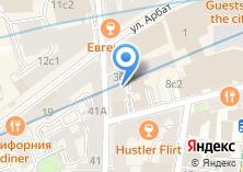 Компания «НТВ-Кино» на карте