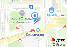 Компания «Фотоцентр на Малой Юшунской» на карте