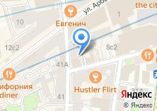 Компания «Арбитражный управляющий Лагунов М.Ю.» на карте