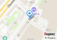 Компания «Московская Школа Пилатеса» на карте