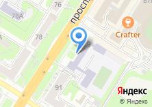 Компания «Тульская региональная федерация Шаолиньского Ушу» на карте