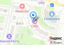 Компания «Строящийся жилой дом по ул. Академика Янгеля» на карте