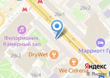 Компания «Ником-сервис» на карте