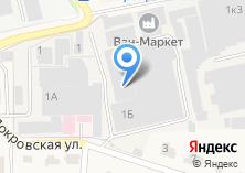 Компания «Автоматика-Сервис» на карте