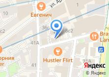 Компания «Посольство Туркменистана» на карте