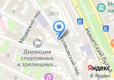 Компания «Лайт Депо» на карте