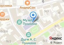Компания «Гимназия №1521» на карте