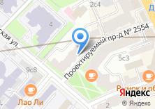 Компания «Диана Дент» на карте