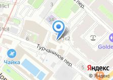 Компания «Гнозис» на карте