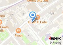 Компания «Silf» на карте