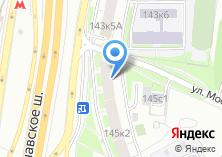 Компания «На Варшавском» на карте