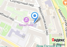 Компания «Институт США и Канады РАН» на карте
