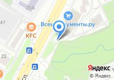 Компания «Автоклуб» на карте