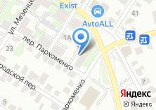Компания «Электродом» на карте