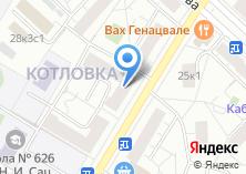 Компания «В Успехе» на карте