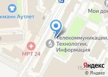 Компания «АГРОЦЕНТР-ТАМБОВ» на карте