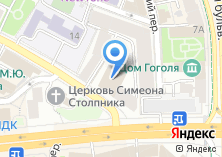 Компания «Rus-кадастр» на карте