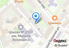 Компания «Pr textile» на карте