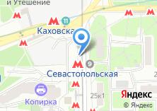Компания «Магазин фруктов и овощей на Азовской» на карте