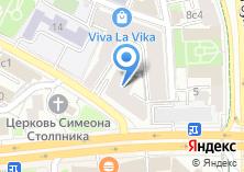 Компания «Единый регистрационный центр» на карте