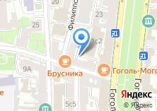 Компания «Арбат-1» на карте