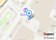 Компания «Резник Гагарин и партнеры» на карте