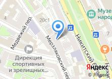 Компания «ИБИЦА-ТУР» на карте