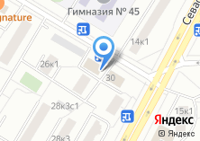 Компания «Простор-1» на карте