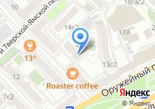 Компания «Аксиомус» на карте