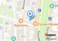 Компания «DRESSUPBAR» на карте