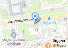 Компания «Отдел полиции Советский» на карте