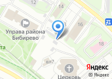Компания «Твой№» на карте