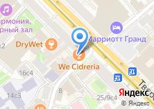 Компания «Навесоф» на карте